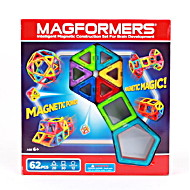 Магнитный конструктор Магформерс Стандартный Набор 62 детали артикул 63070