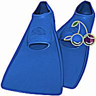 SwimSafe оригинал Ласты детские каучуковые для бассейна размер 30-33 синие СВИМСЕЙФ - Германия