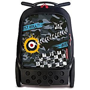 Рюкзак на колесиках Roller Nikidom Camo XL  арт. 9324 (27 литров)
